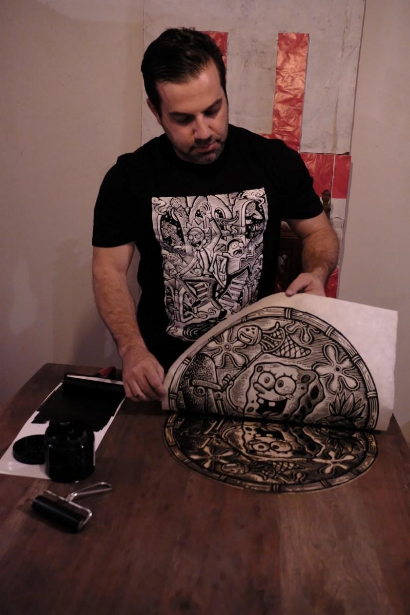 Brian Reedy printing 3