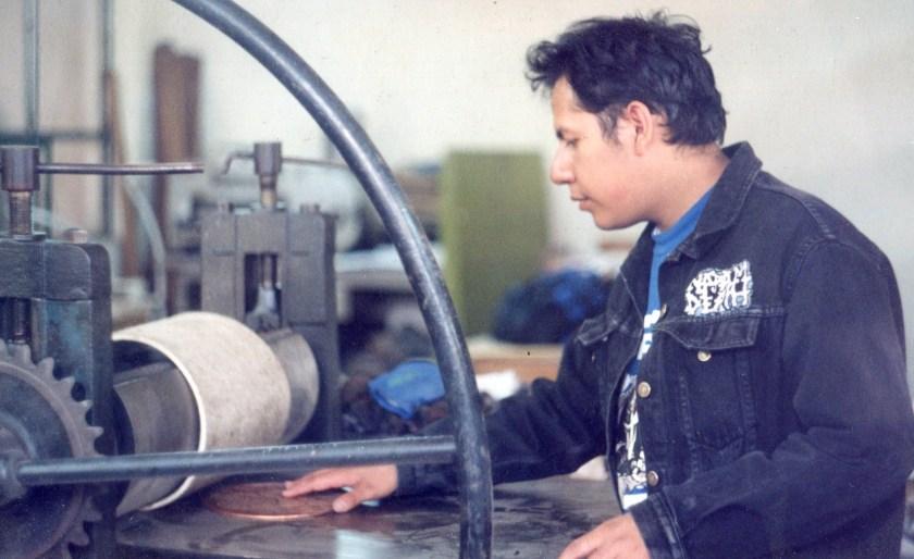 Sergio Santamaria 1995