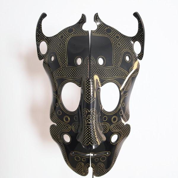 Mister Kaikus mask RED 2