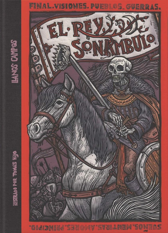 Tomas Hijo Book El Rey Sonambulo