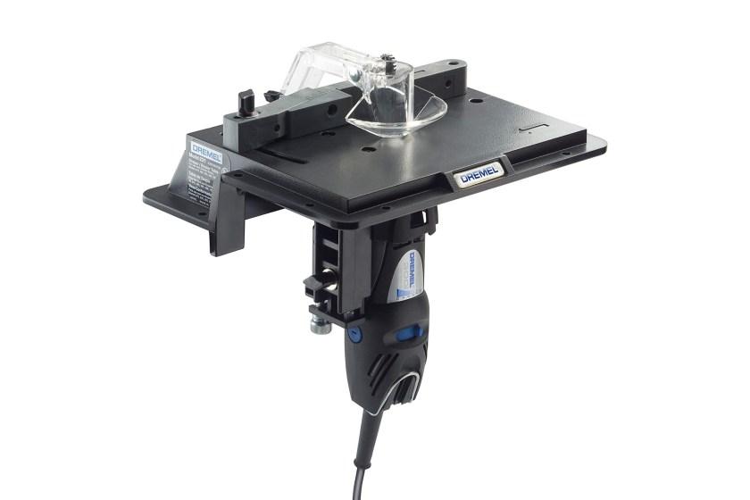 Dremel 231 miniature router table