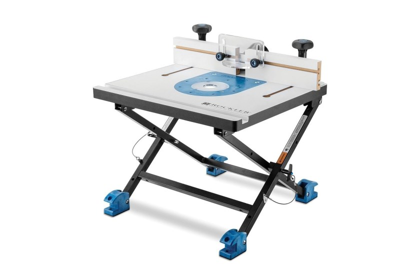 Best router table - portable model