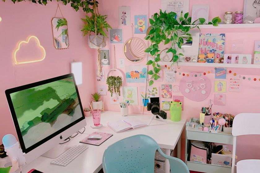 Catherine Kay Katnipp cafe studio inside