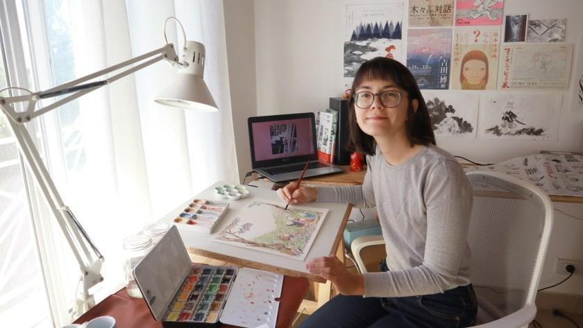 Flor Kaneshiro profile