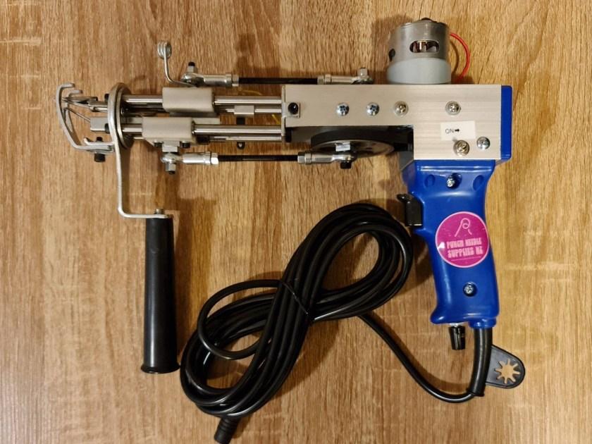 AK-II tufting gun