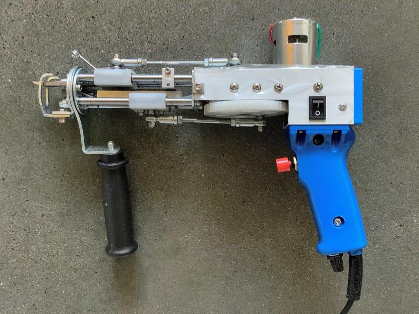 Tufting supplies- tufting gun