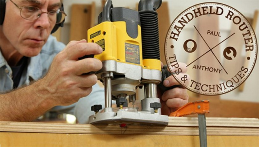 Craftsy woodworking classes router tips and techniques