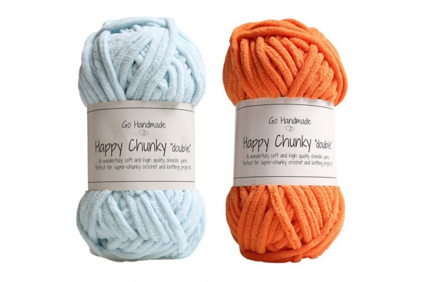 Go Handmade Happy Chunky yarn