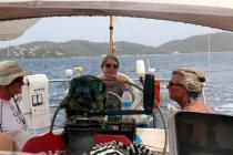 on our way to Bequia