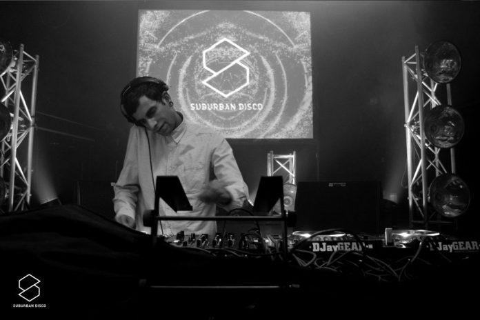 Suburban Disco - Poppodium 013 - 19 november 2016