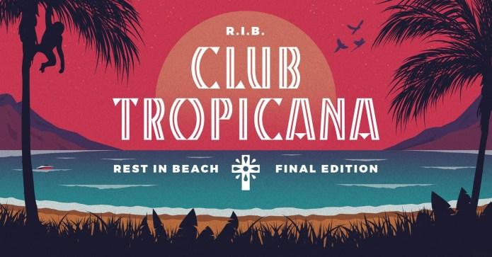 Club Tropicana NYE