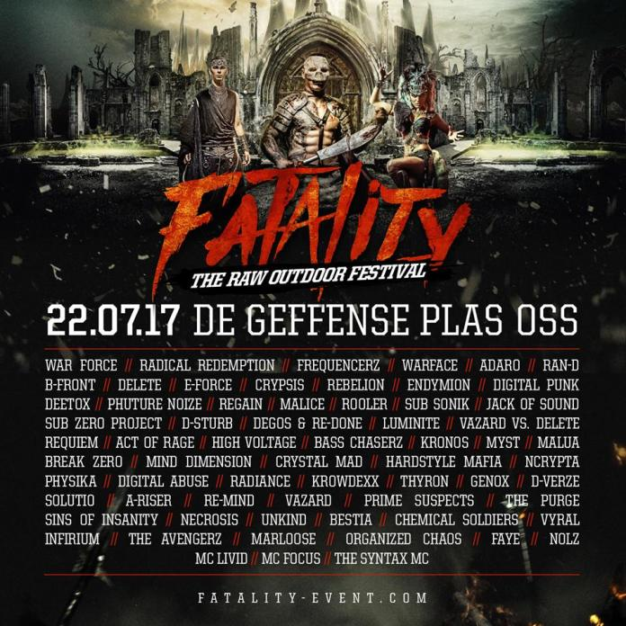 Fatality Outdoor Festival 2017
