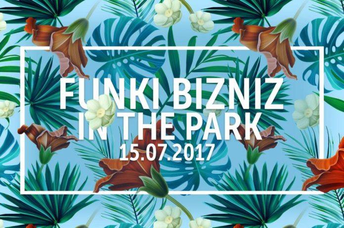 Funki Bizniz in the Park