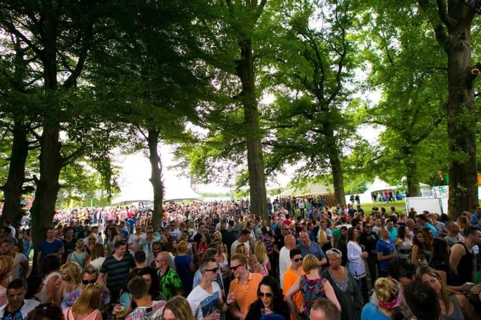 Eerder festival op de IJzeren Man in Eindhoven