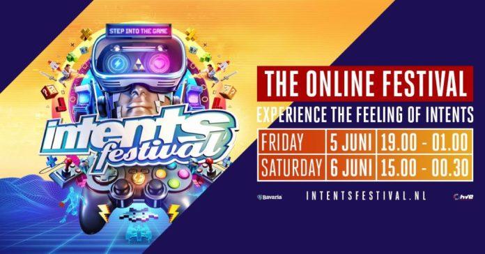 Intents Festival online