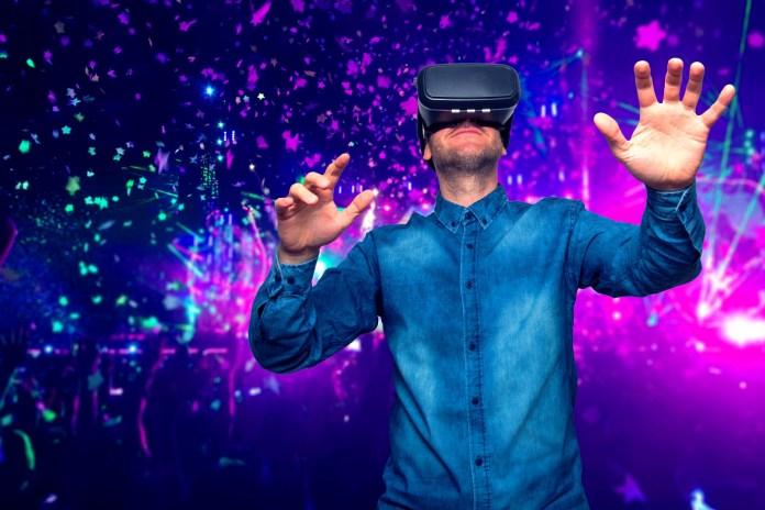 VR at festival