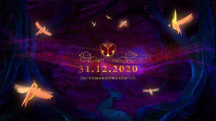 Tomorrowland 31.12.2020 maakt volledige timetable bekend