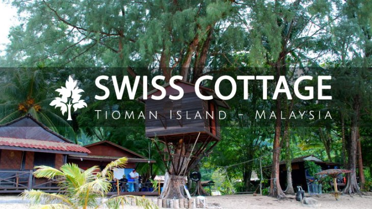 swiss cottage tioman