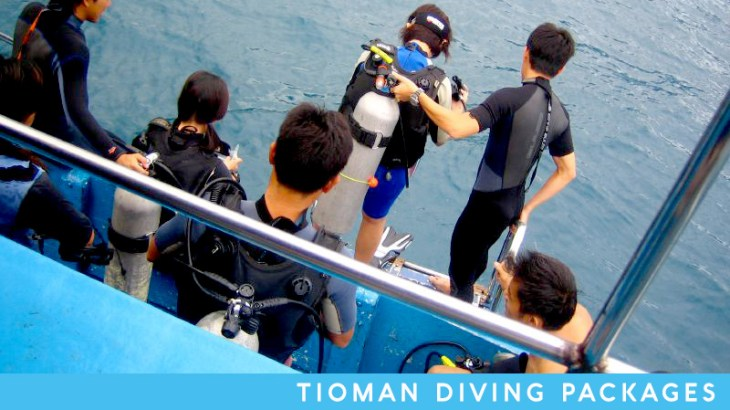 tioman diving packages