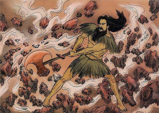 Mitologi Pangu