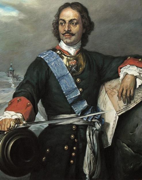 Tiooda - Pedro, o Grande, o imperador que modernizou a ...