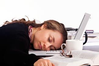 Afbeeldingsresultaat voor slaap te kort