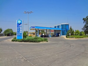Бензиностанция ТИП - бензин, дизел и газ в град Видин
