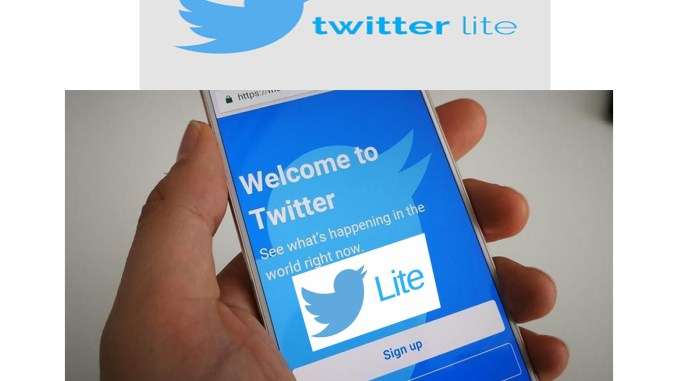 Twitter Lite How To Download Free Twitter Lite Apk Twitter