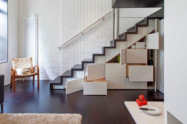 desain tangga rumah minimalis 2016