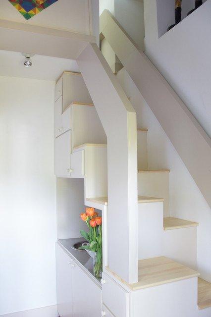 tangga rumah minimalis modern