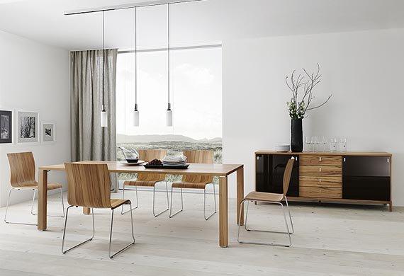 Desain Ruang Makan dan Interior Dapur