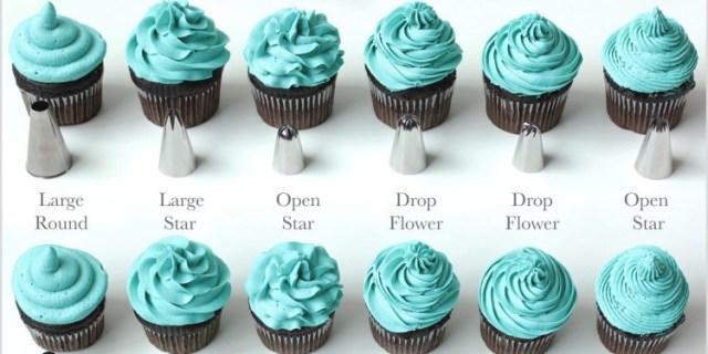 Pinterest Baking Charts