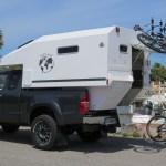 Tipi 4x4 Truck Camper