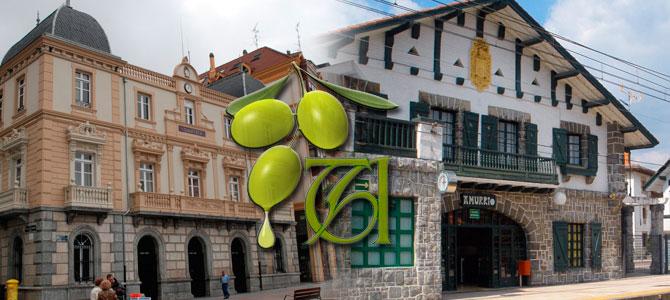 Comprar aceite de oliva desde Bizkaia y Araba