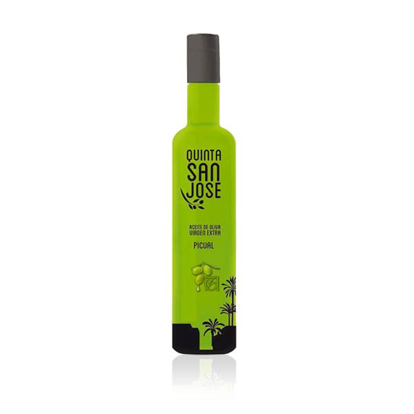 aceite de oliva de Linares - Quinta san josé picual 500 ml reserva familiar