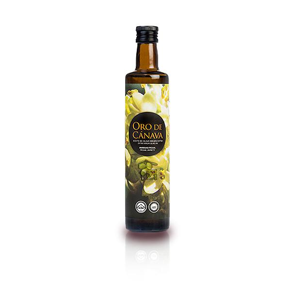 aceite oro de cánava botella 500 ml