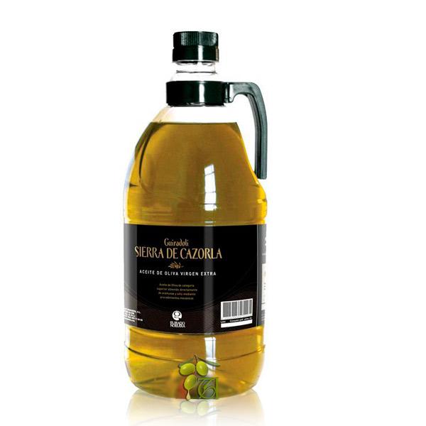 aceite sierra de cazorla pet 2 l