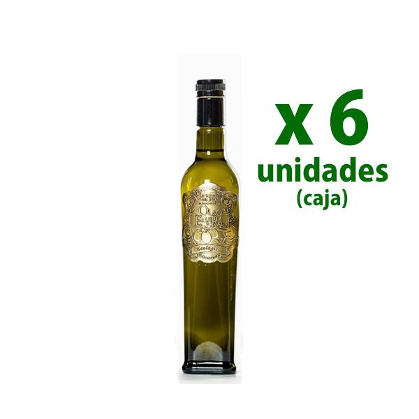 AOVE Oleo Elvira Ecológico, botella 500 ml