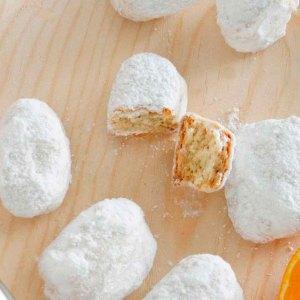 hojaldradas mini naranja dulce nombre estepa