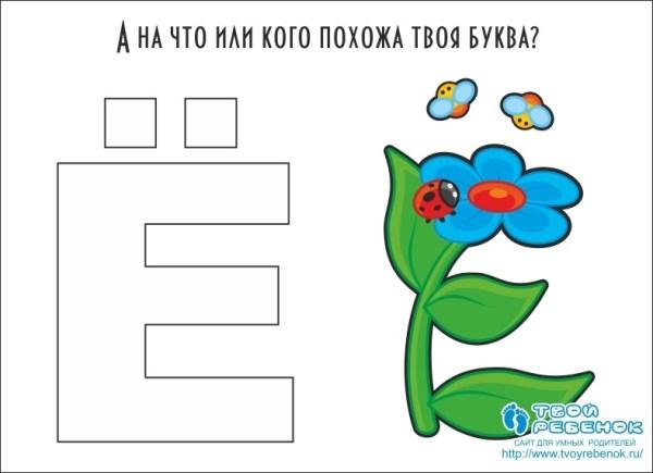 Картинки на что похожа буква л для детей - сборник