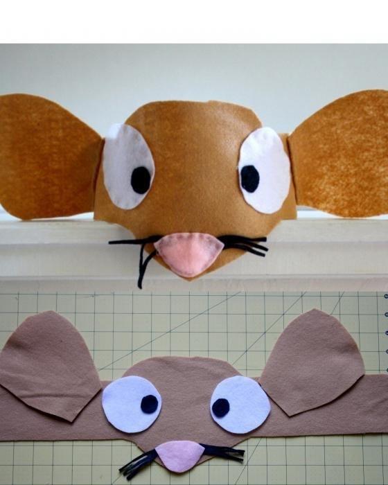 Костюм мышки для мальчика своими руками - фото, идеи