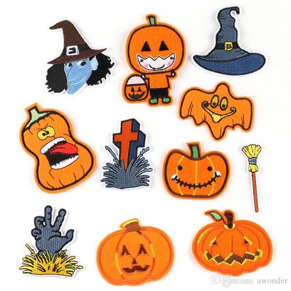 Аппликация на хэллоуин - фото и картинки