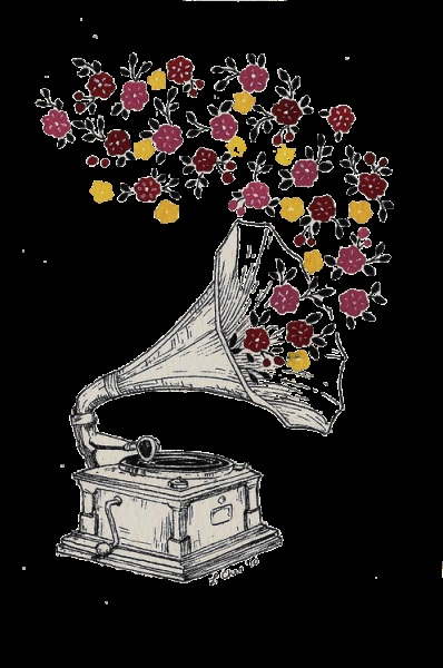 Картинки для срисовки на тему музыка - для вас
