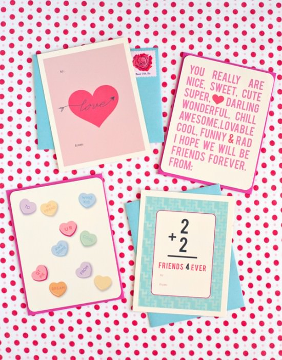 35 Printable Valentines Day Cards And Activities Free Tip Junkie