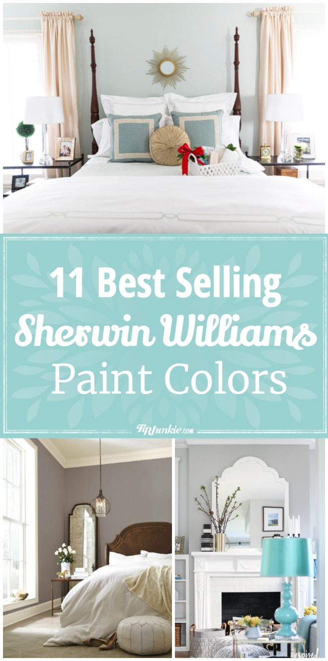 11 best selling sherwin williams paint colors tip junkie on paint colors by sherwin williams id=98638