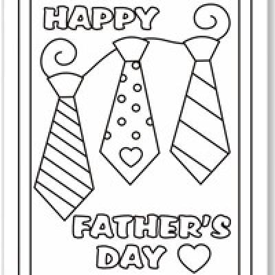 Father S Day Coloring Pages For Kids Tip Junkie