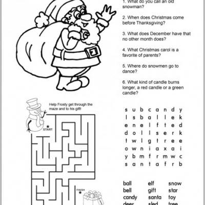 Christmas Activity And Coloring Pages Coloring Sheets Tip Junkie