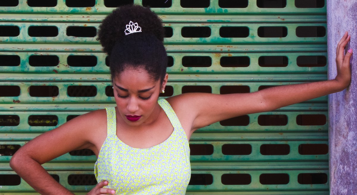 A Princesa & o Sapo - releitura