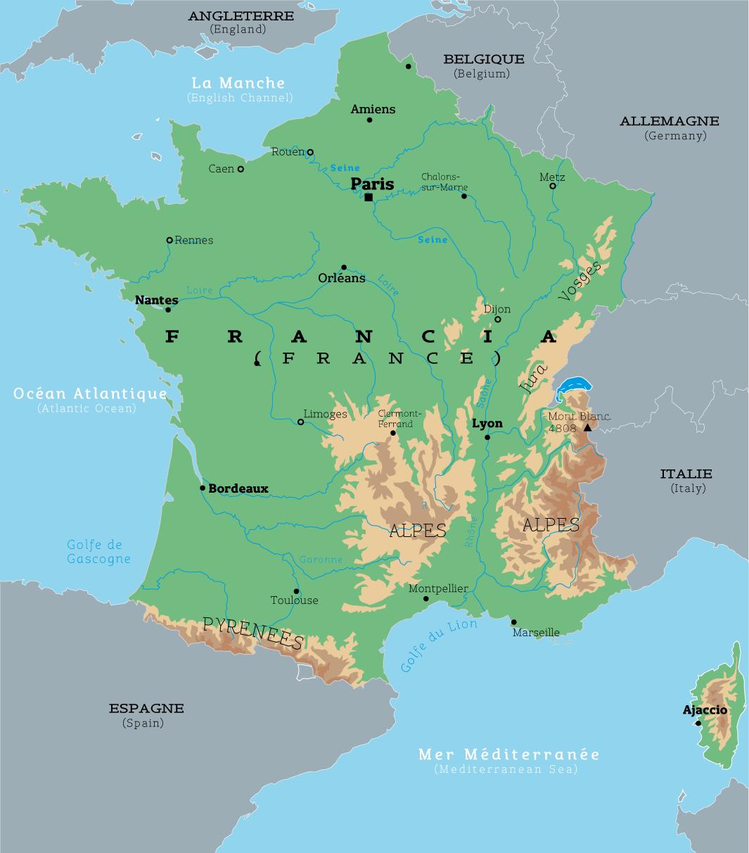 Tipomundi Typefaces For Maps