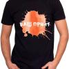 футболка хлопок с принтом1